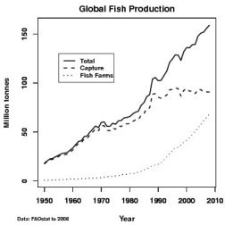 declining fish stock essay A new study shows while there are improvements in some areas of the world, the average state of fish stocks is poor and declining (samsul said/reuters.