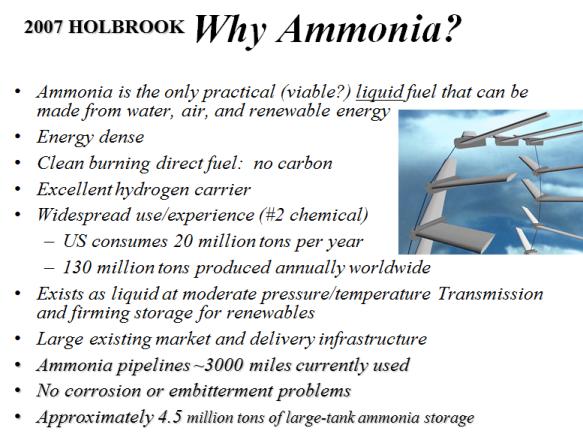 Nuclear Ammonia – a sustainable nuclear renaissance's 'Killer App